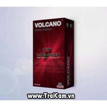 Volcano kéo dài thời gian