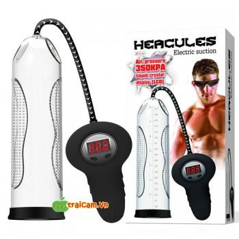 Cách làm to dương vật với máy Hercules