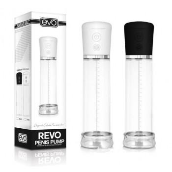 Cách tăng kích thước dương vật revo penis pump