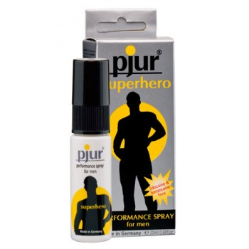Chai xịt Pjur Super Hero