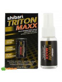 Chai xịt trị xuất tinh sớm Triton Maxx
