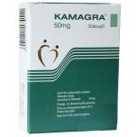 Cương cứng dương vật với Kamagra 50mg