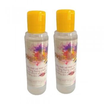 Dầu massage cơ thể Virgin Lady hương nước hoa