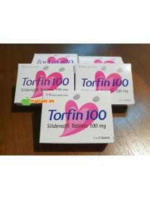 Điều trị rối loạn cương dương bằng thuốc Torfin 100
