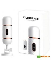 Dương vật giả điều khiển từ xa Cyclone Fire