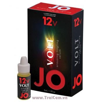Gel bôi trơn System JO 12 Volt