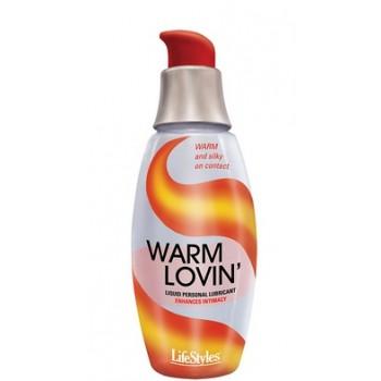 Gel bôi trơn Warm Lovin