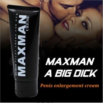 Gel Titan Maxman to dương vật