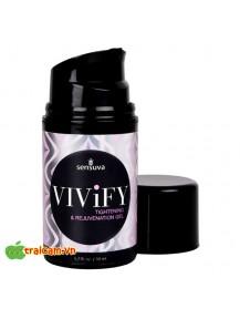 Kem bôi se khít âm đạo và tăng khoái cảm cho phụ nữ Sensuva Vivifi