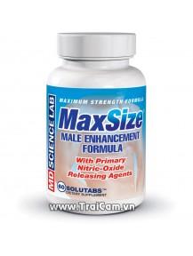 Tăng kích thước dương vật - Maxsize