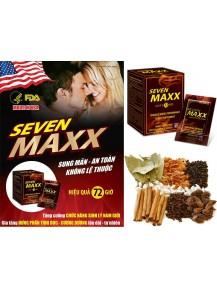 Thuốc (thảo dược) Seven Maxx - Cải thiện chức năng sinh lý nam