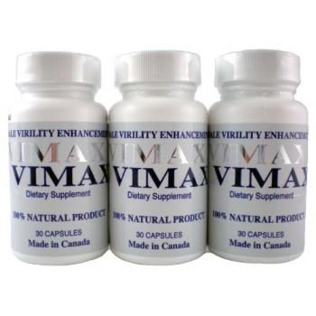 Thuốc Vimax - tăng kích thước dương vật