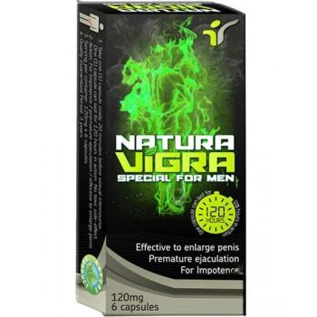 Thuốc trị xuất tinh sớm Natura Vigra