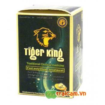 Tiger King - Thuốc uống chơi lâu ra cho nam giới