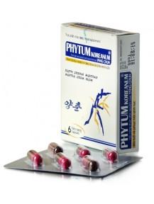 Trị bệnh xuất tinh sớm Phytum Koreanum