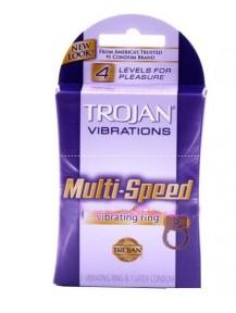 Vòng rung Trojan Multi Speed USA cao cấp