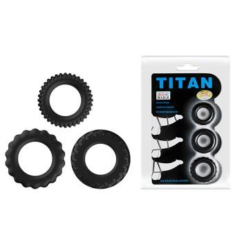 Vòng Titan giúp giữ cương cứng kéo dài thời gian xuất tinh cho nam