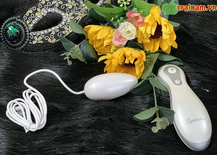 Massage Điểm G Dạo Đầu Loveaider - Trứng Rung Tình Yêu 4
