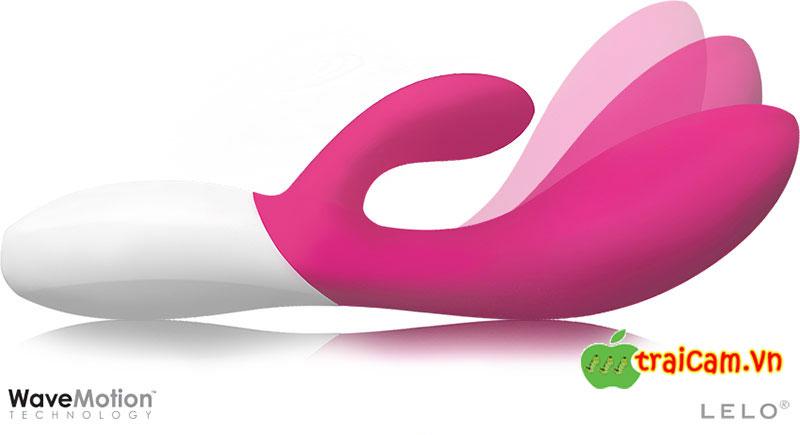 Máy rung điểm G LELO Ina Wave cho nữ phê