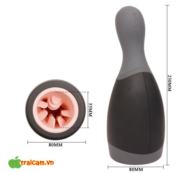 Âm đạo dạng đèn pin thủ dâm cho nam 2
