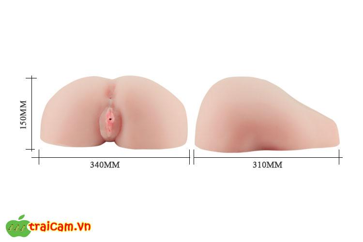 Âm Đạo Giả Dạng Mông Cao Cấp - Traicam.vn - Sextoys 3