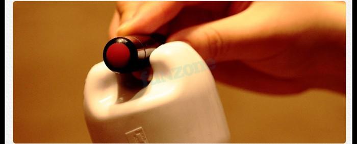 Cách lắp bộ phận rung vào phần âm đạo