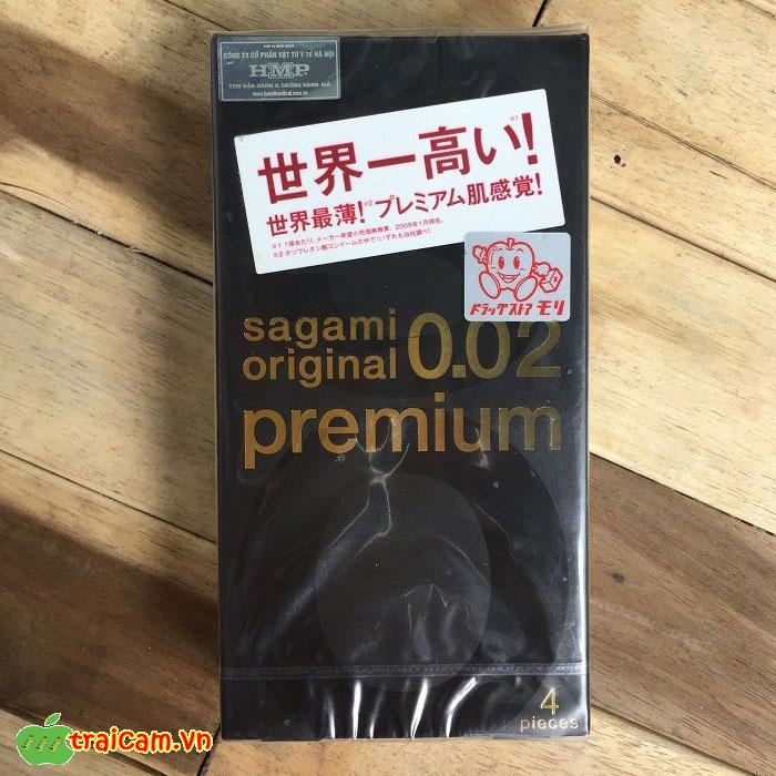 Bao cao su Sagami Original Premium - Đồ Chơi Tình Dục 3