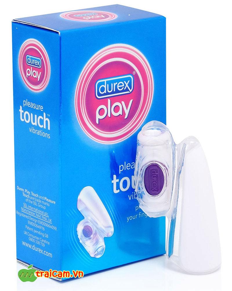 Bộ kích thích điểm G nhỏ rung cảm ứng Durex Play Touch 5