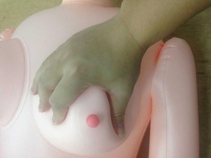 Búp bê tình dục nữ y tá khiêu dâm cao cấp cho nam giới 1