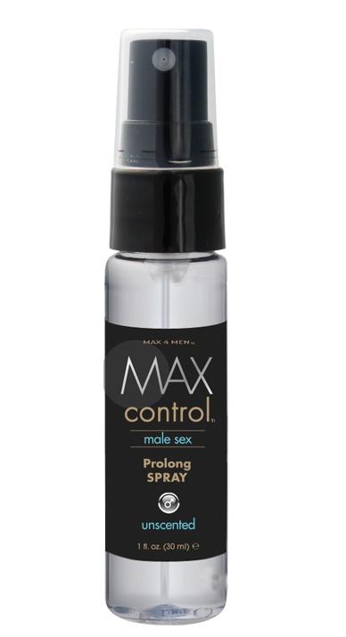 Chai xịt trị xuất tinh sớm Max Control Prolong Spray giành cho nam