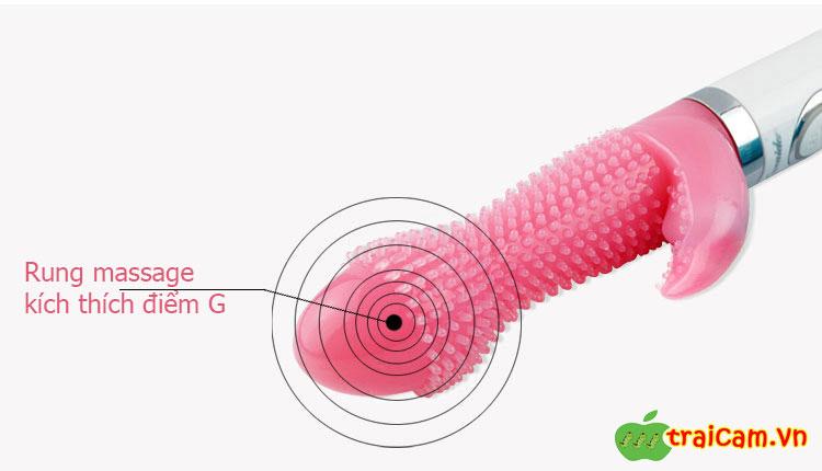Kích thước của cu giả bằng silicon
