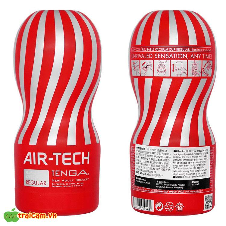 Đồ chơi thủ dâm cho nam Tenga Air-Tech Regular - Traicam.vn 2