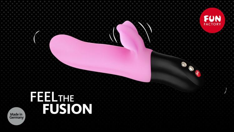 Đồ chơi tình dục cao cấp Fusion Fun nhập khẩu Đức làm tình và thủ dâm cực đã 7
