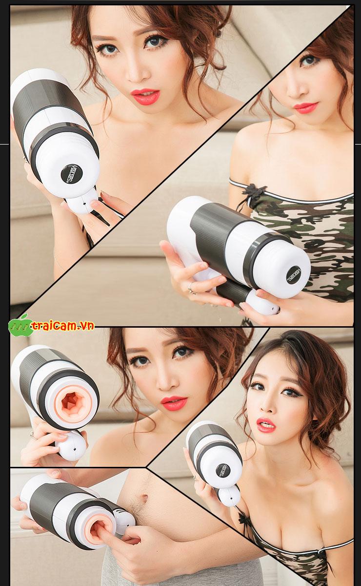 Đồ Chơi Tình Dục Cho Nam Youcup PowerGun - Traicam.vn 7