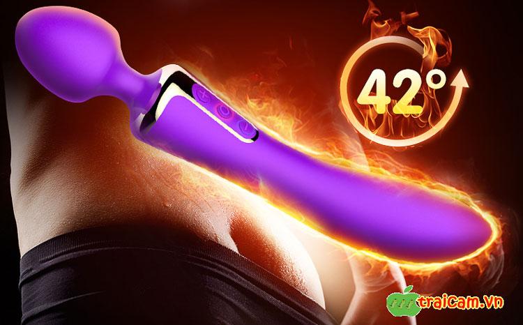 Dụng cụ kích thích thủ dâm cho nữ cực mạnh Leten có điều chỉnh nhiệt 5