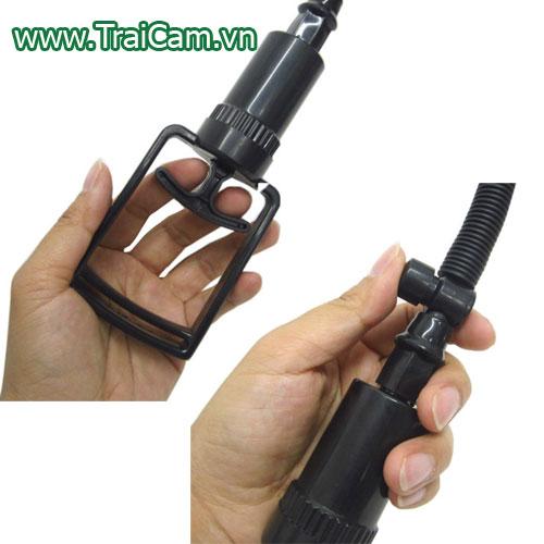 Dụng cụ làm to và dài của quý (dương vật, bộ phận sinh dục) Penis Pump 3