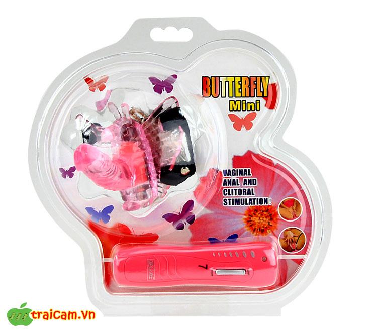 Dương Vật Giả Dây Đeo Cho Nữ Butterfly Mini - Traicam.vn 6