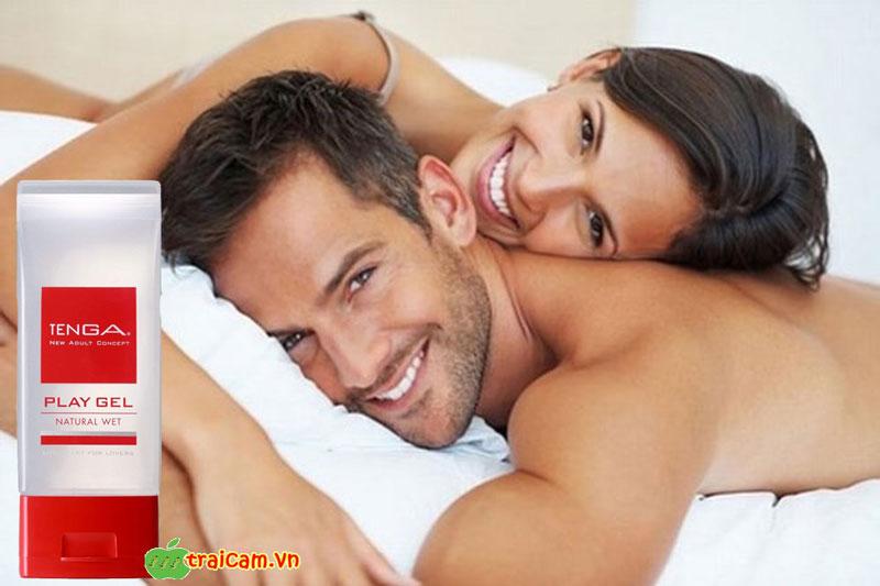 Gel bôi trơn tăng khoái cảm Tenga tăng thêm hứng phấn cho nữ giới khi quan hệ tình dục 4