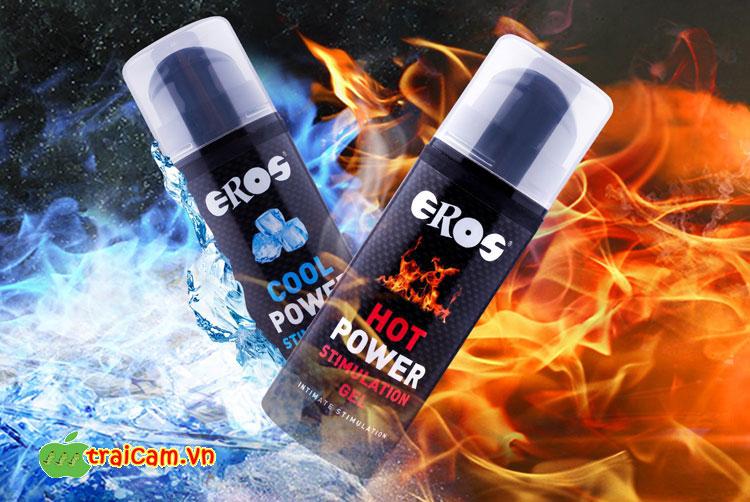 Gel kích thích tăng khoái cảm cho phụ nữ Eros Power Stimulation đạt cực khoái nhanh hơn 1