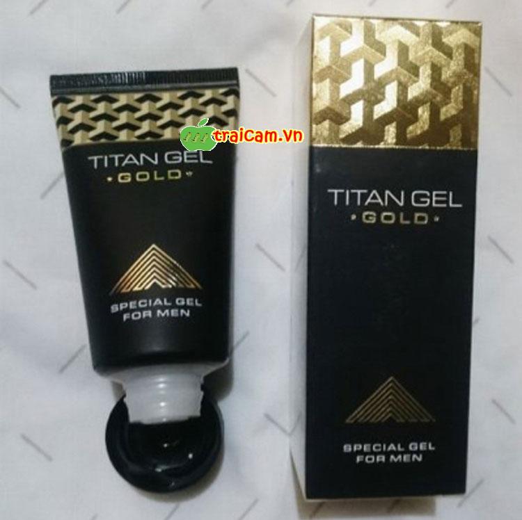 Gel Titan Gold tăng kích thước dương vật và kéo dài thời gian quan hệ cho nam giới 5