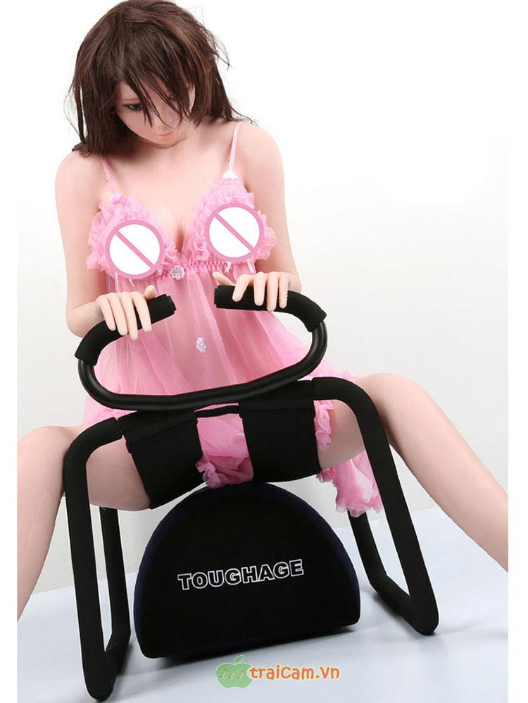 Ghế rung giúp chị em giải tỏa sinh lý mạnh, đặc biệt tự lái dễ dàng 1