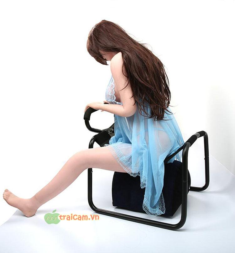 Ghế rung giúp chị em giải tỏa sinh lý mạnh, đặc biệt tự lái dễ dàng 2