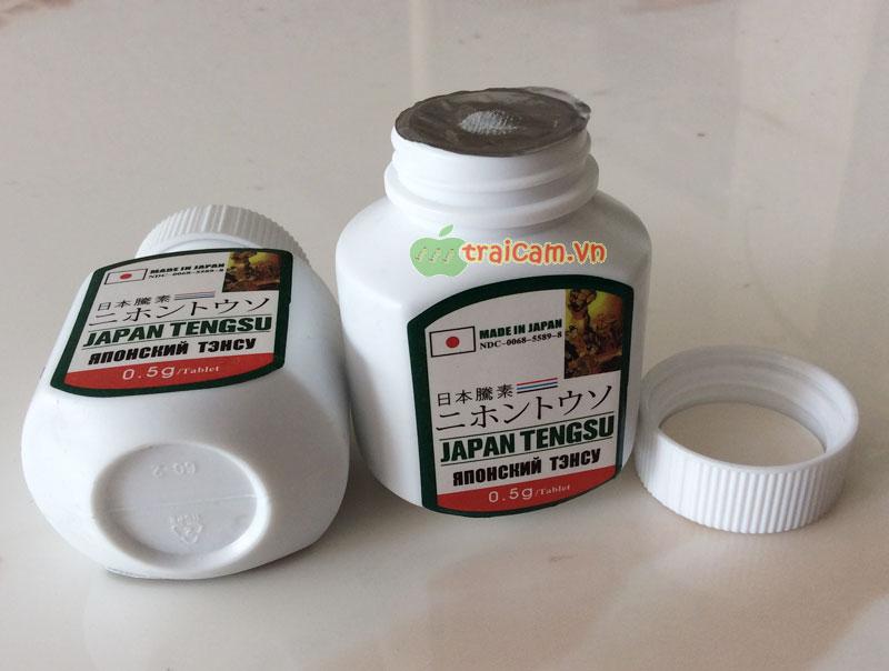Japan Tengsu - Thuốc tăng cường sinh lý nam giới tốt nhất 1