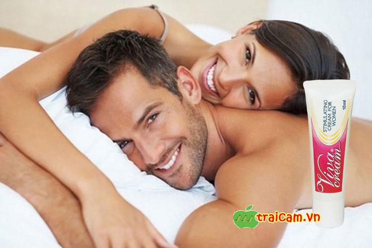 Kem (gel) bôi kích thích tăng khoái cảm cho âm đạo phụ nữ 4