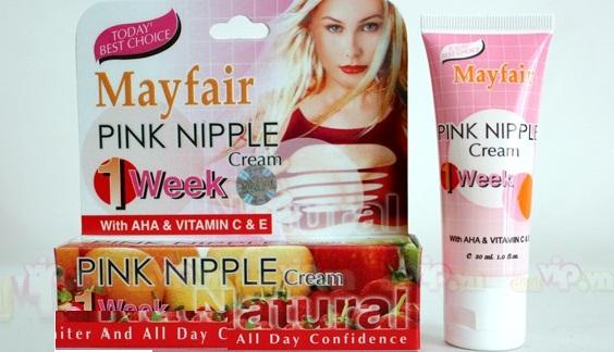 Kem Mayfair Pink Nipple có tác dụng làm hồng nhũ hoa (vú)