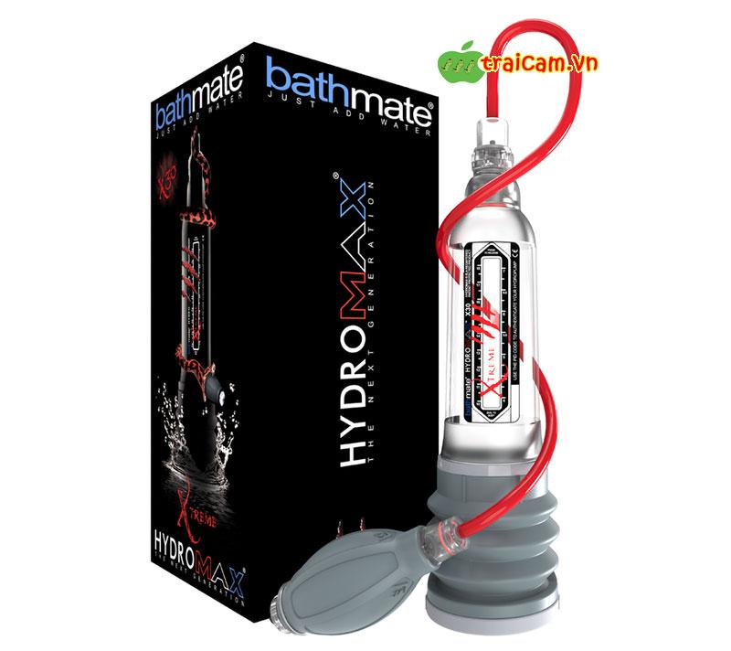 Làm cho dương vật to và dài ra bằng máy tập dương vật Hydromax Xtreme X30 nhanh chóng hiệu quả 1