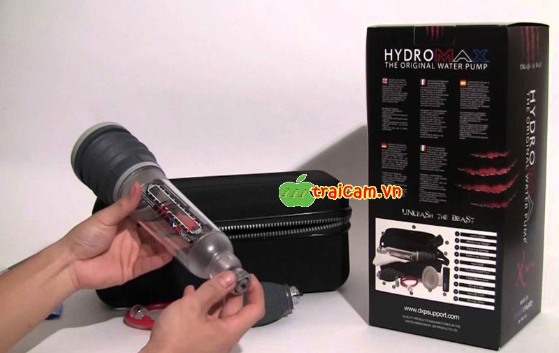 Làm cho dương vật to và dài ra bằng máy tập dương vật Hydromax Xtreme X30 nhanh chóng hiệu quả 3