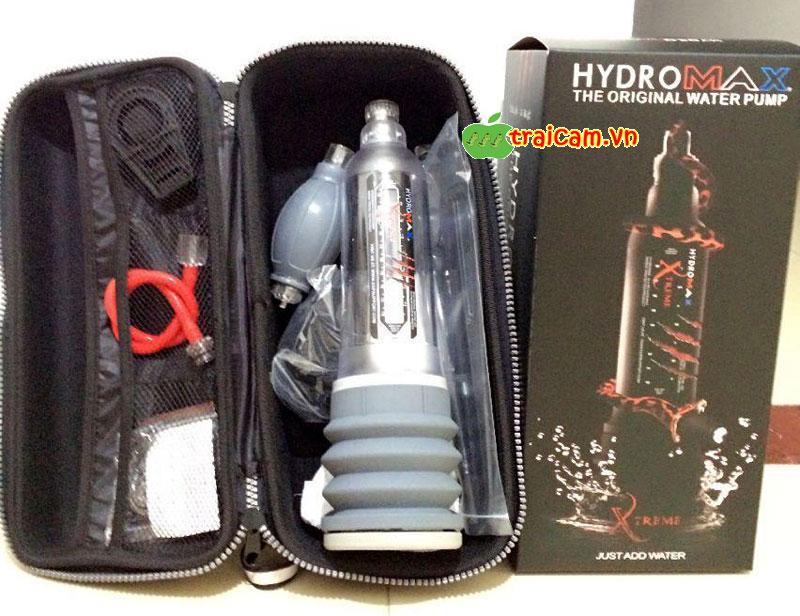 Làm cho dương vật to và dài ra bằng máy tập dương vật Hydromax Xtreme X30 nhanh chóng hiệu quả 4