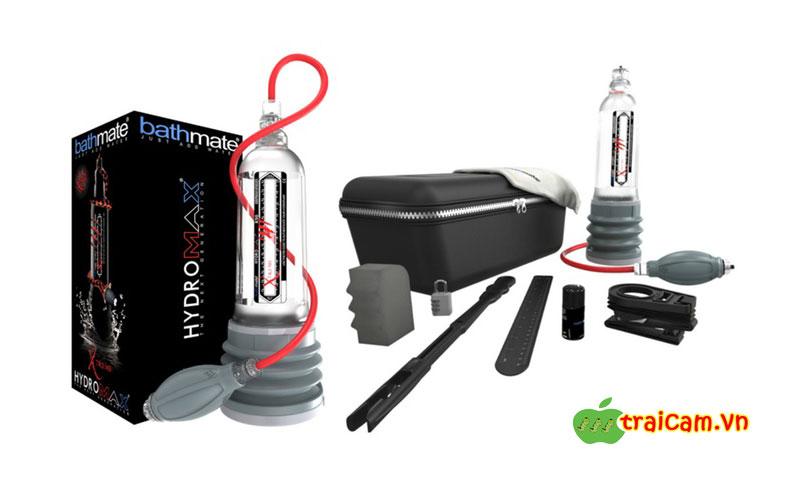 Làm cho dương vật to và dài ra bằng máy tập dương vật Hydromax Xtreme X30 nhanh chóng hiệu quả 5