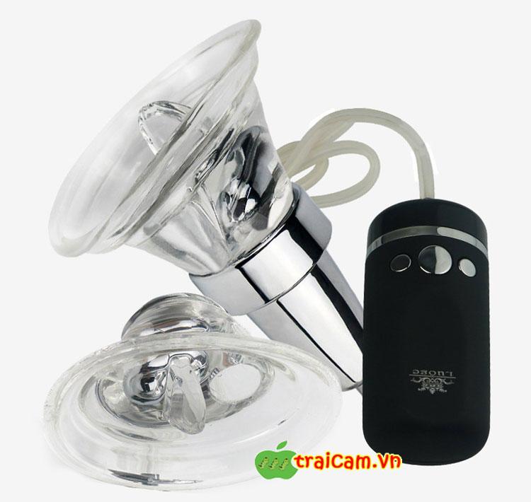 Lưỡi liếm âm đạo silicon 2